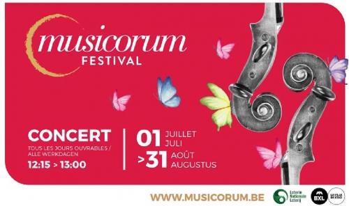 amaury de merode,centre d'oeuvres de merode,festival des minimes,festival musicorum,musicorum